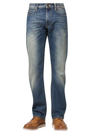 BLAKE - Straight leg jeans - worn blue