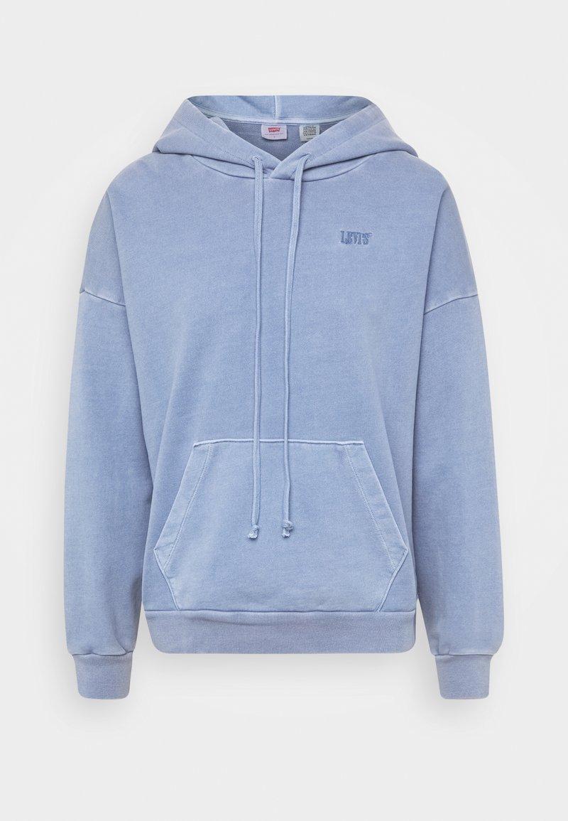 Levi's® HOODIE - Kapuzenpullover - blue colony/blau 6SJfJ5