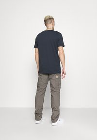 Carhartt WIP - AVIATION PANT COLUMBIA - Cargo trousers - air force grey rinsed - 2