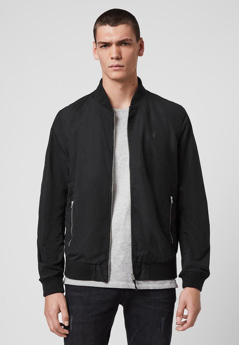 AllSaints - Bomber Jacket - black