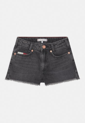 HARPER  - Denim shorts - grey denim