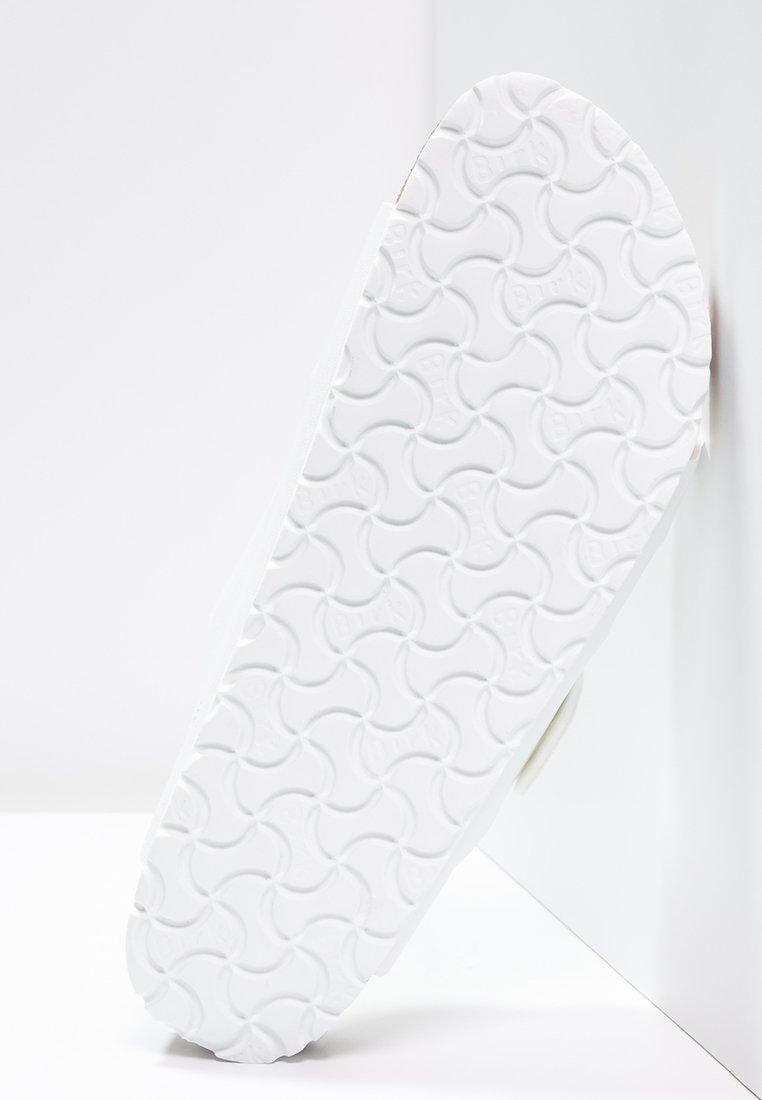 Birkenstock ARIZONA NARROW FIT - Slip-ins - weiß/vit - Herrskor sXA1l