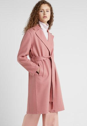 BALE - Classic coat - antique rose