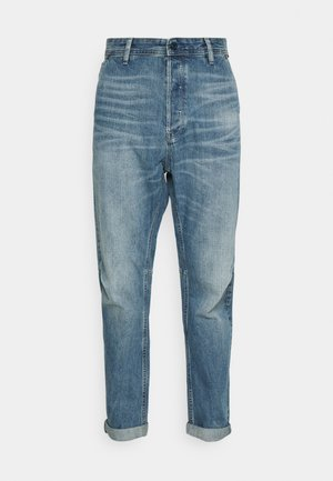 GRIP 3D RELAXED TAPERED - Relaxed fit jeans - kir broken twill o - faded tide