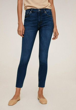 ISA - Jeans Skinny Fit - donkerblauw