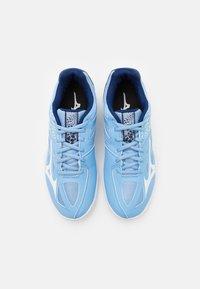 Mizuno - LIGHTNING STAR JR - Volleyballschuh - dellar blue/white - 3