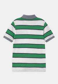 Lacoste - Poloshirts - white/chervil-navy blue - 1