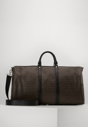 DAN LA - Weekend bag - brown