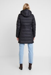 Tommy Hilfiger - NEW TYRA COAT - Down coat - black - 2