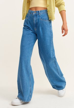 Flared Jeans - rodeo denim