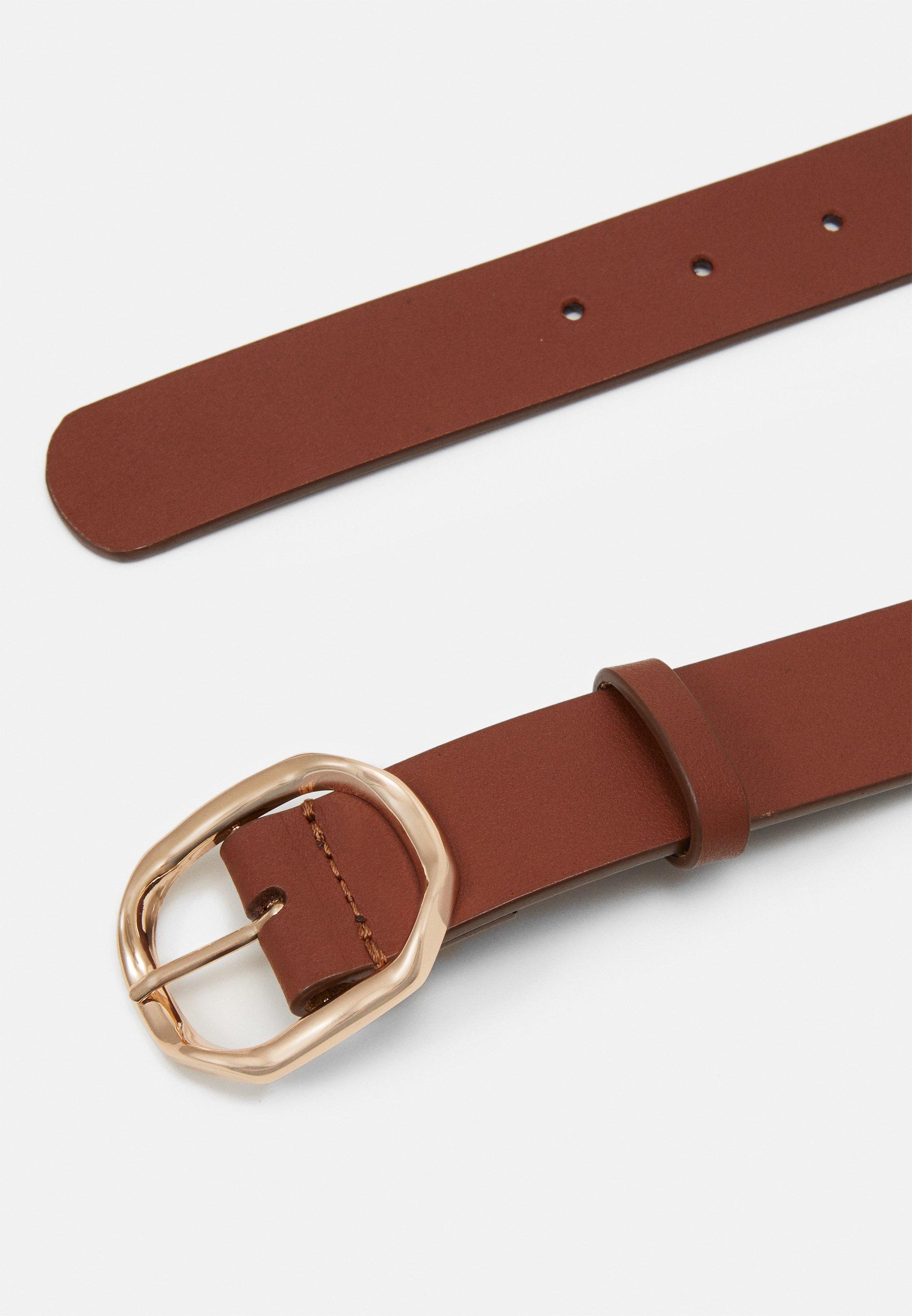 Zign Leather - Gürtel Cognac