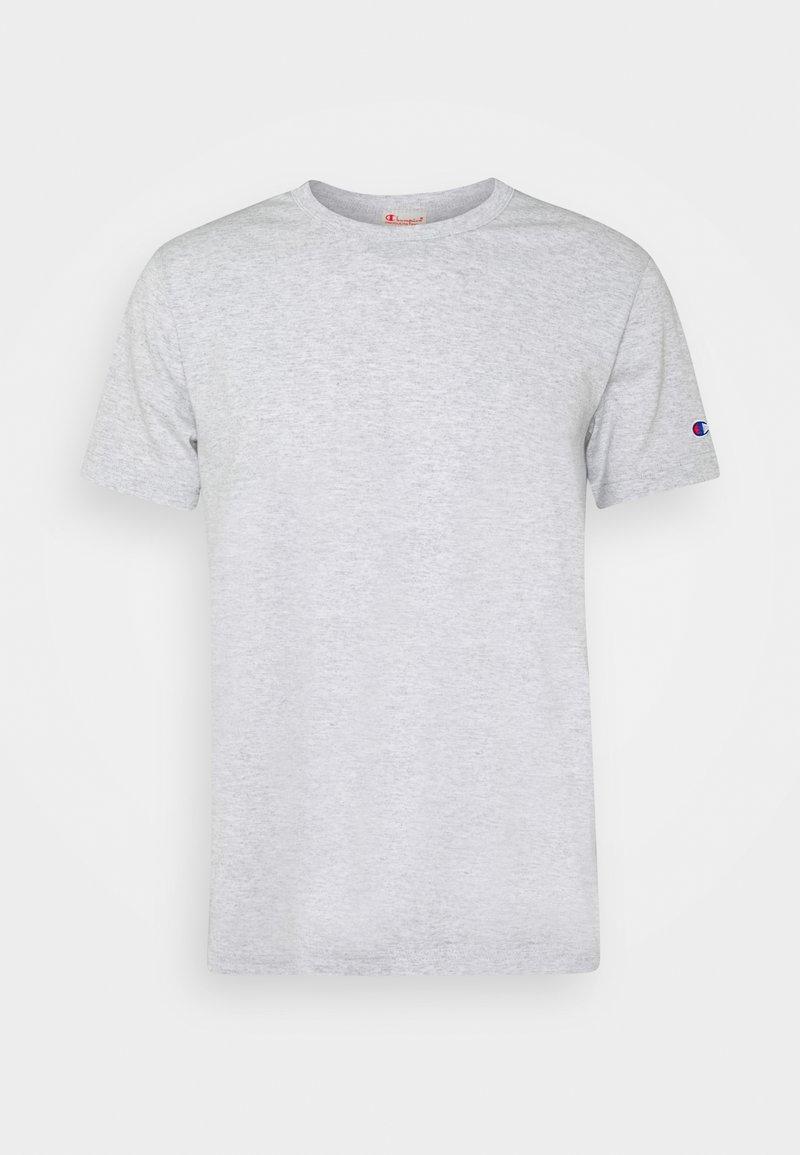 Champion Reverse Weave - CREWNECK - T-shirts basic - mottled light grey
