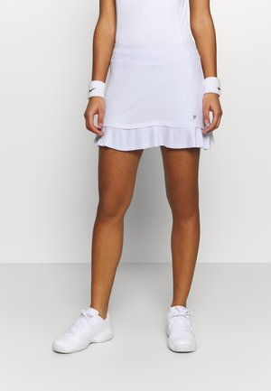 SKORT ALINA - Sports skirt - white