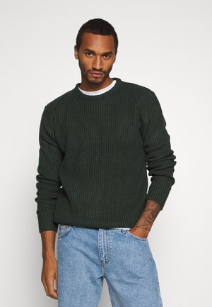 BINARYN - Jumper - army green