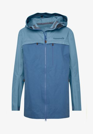 SVALBARD JACKET - Outdoorjacke - heritage blue