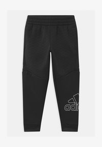 adidas Performance - UNISEX - Tracksuit bottoms - black - 0