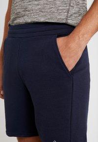 FIRST - Sports shorts - navy blazer - 4