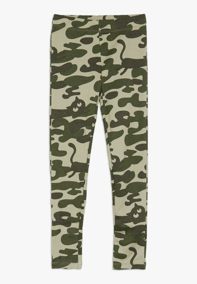 CAMO  - Leggings - khaki