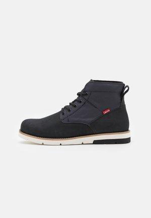 JAX - Lace-up ankle boots - regular black