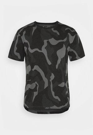 LIVE FASHION DENALI PRINT - Camiseta estampada - black