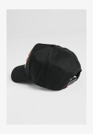 PATCH FULL - Cap - black