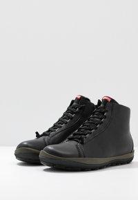 Camper - PEU PISTA - Sneaker high - black - 2
