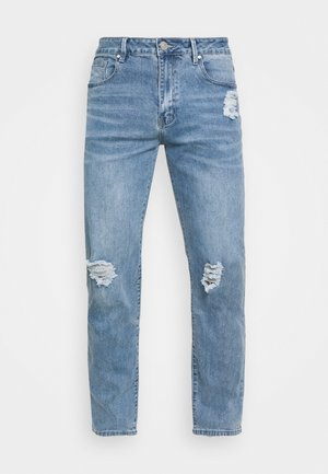 ON THE RUN DISTRESSED - Jeans relaxed fit - blue