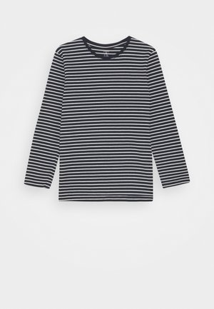 MINI BASIC STRIPE - T-shirt à manches longues - dark navy