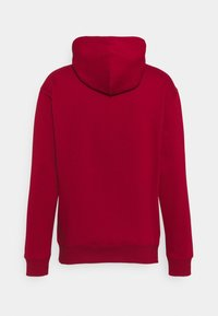 Tommy Jeans - CLASSICS HOODIE - Hoodie - wine red - 1