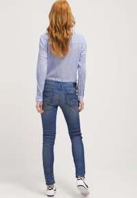 G-Star - LYNN MID SKINNY - Jeans Skinny Fit - frakto supertretch - 2