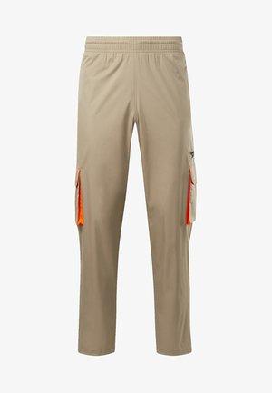 CLASSICS TRAIL PANTS - Pantalon de survêtement - beige