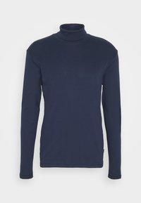 JPRBLARAY ROLL NECK - Long sleeved top - navy blazer