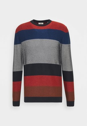 COLOURBLOCK - Jumper - navy