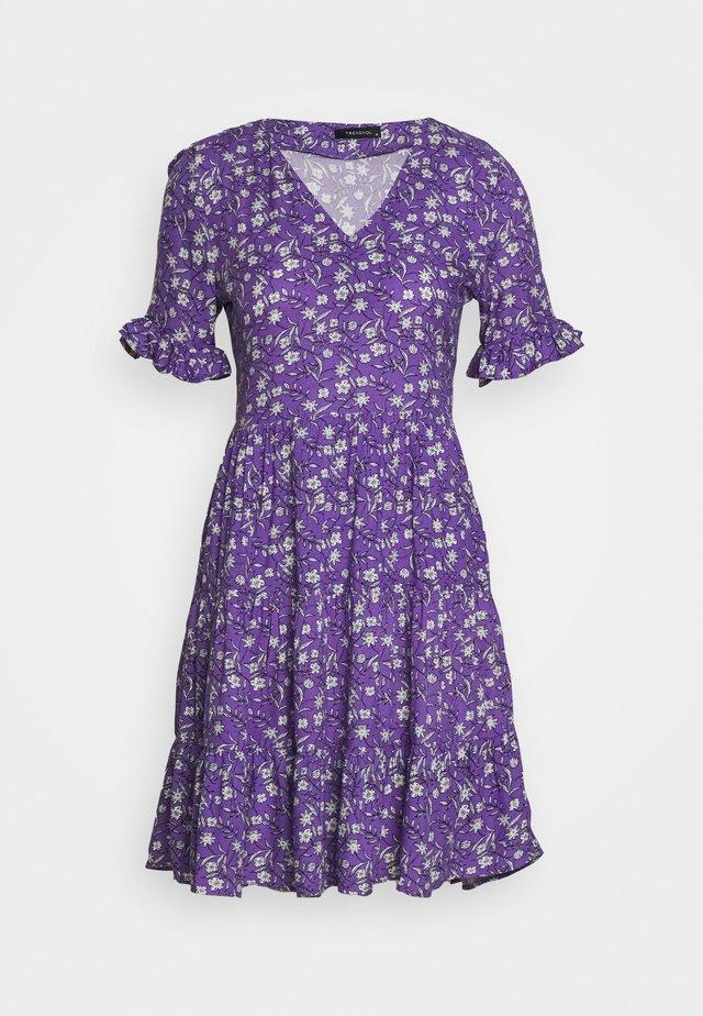 Vestido informal - purple