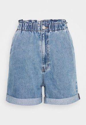 ANITA  - Jeansshorts - blue dusty