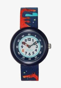 Flik Flak - DRAGGY - Watch - blue - 0