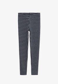 Mango - ARCHI - Leggings - Trousers - gris chiné foncé - 0