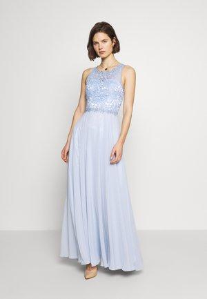 Společenské šaty - baby blue