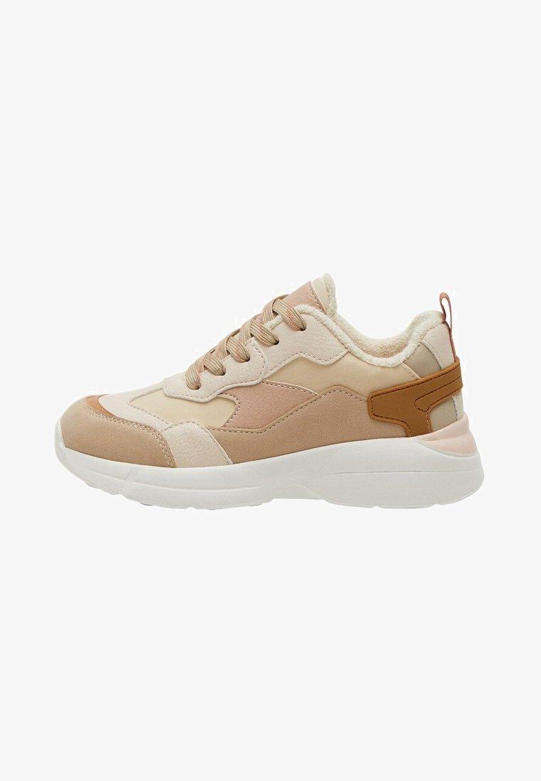 Mango - JASPER - Sneakers laag - béžová