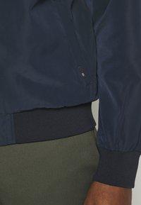Burton Menswear London - CORE MILITARY - Bomber Jacket - navy - 5