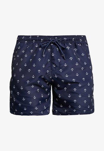 Swimming shorts - anchor