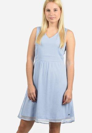 CHARLY - Korte jurk - light blue