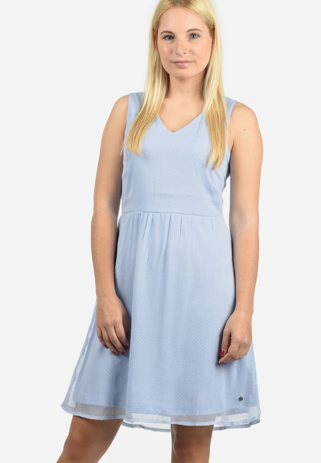 CHARLY - Day dress - light blue
