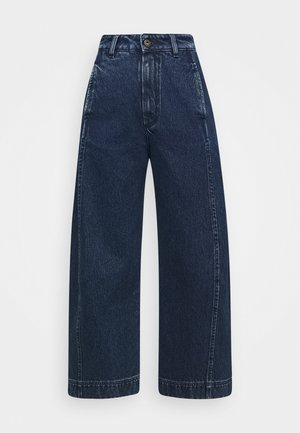 SPONGE PANTS - Jean boyfriend - blue denim