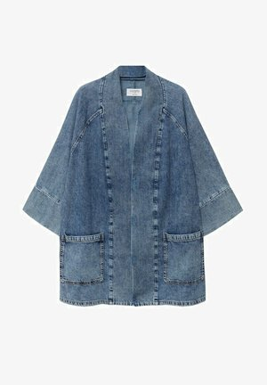 Denim jacket - mittelblau