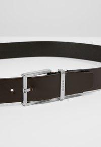Calvin Klein - CASUAL BELT - Belt business - brown - 4
