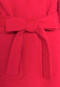 HUGO - MESUA - Zimní kabát - open pink - 7