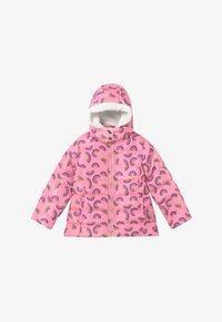 Lemon Beret - SMALL GIRLS - Winter jacket - prism pink - 3