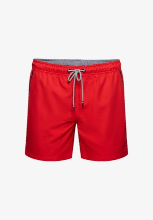 FASHION - Swimming shorts - red