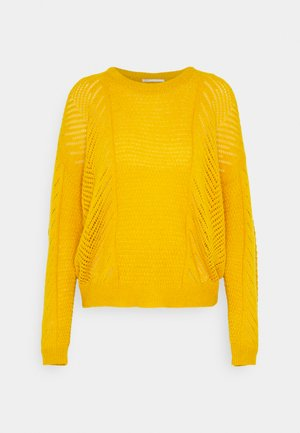 ONLFELICE - Pullover - golden yellow